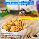 Crispy Snacks Nachos chips production machine
