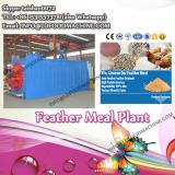 Feather rendering cooker