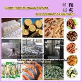 Tunnel-type Chopsticks Microwave Drying and Sterilization Equipment