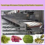 Tunnel-type Fruit and vegetable wine Microwave Drying and Sterilization Equipment